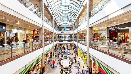 Shoppen In Schwerin